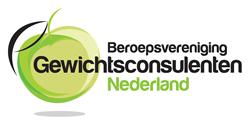 Logo Beroepsvereniging Gewichtsconsulenten Nederland paulien | Geniet MEER