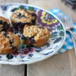 Recepten muffins bessen en banaan | Geniet MEER