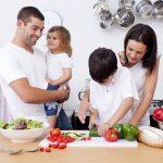 5 kansen om een gezond dagmenu te eten met mijn gezin