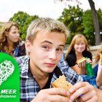 Help… mijn puber eet zoveel rotzooi: 5 tips