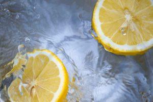 fruitwater citroen   Geniet MEER