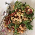 Salade quinoa kikkererwten recepten | Geniet MEER