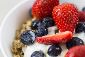 Ontbijt gezond muesli fruit | Geniet MEER