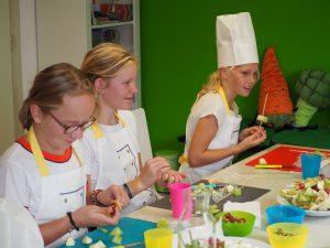 kinderkookworkshop kinderkookfeestje | Geniet MEER