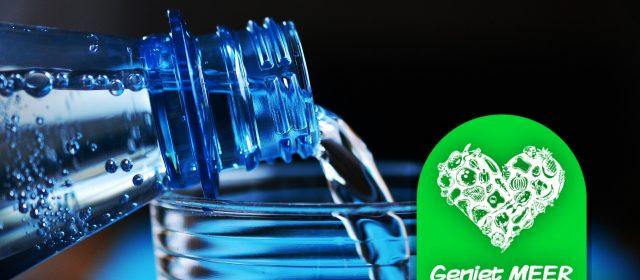 Water drinken en afvallen?