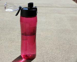start ontbijt drinken water vocht water flesje | Geniet MEER