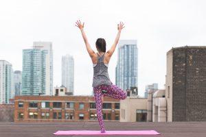 yoga ontspanning conditie gezond ritme | Geniet MEER