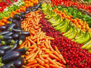 weerstand gezondheid regenboog groente fruit | Geniet MEER